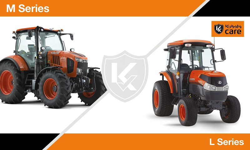 Enhanced tractor protection with Kubota Care