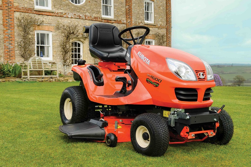 ​Kubota to showcase its prestigious range of groundcare solutions at RHS Chelsea Flower Show 2017
