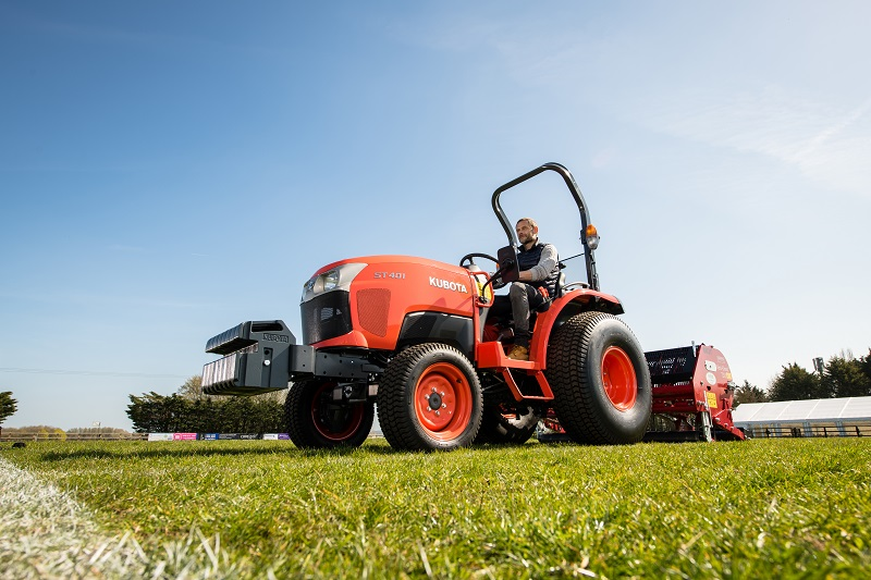 Cash from your Kubota