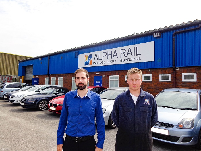 Sales increase leads to new appointments for Alpha Rail