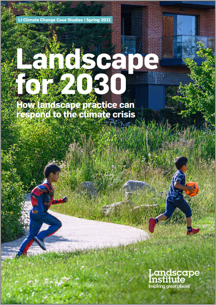 New report establishes landscape as a leader in the fight against climate change