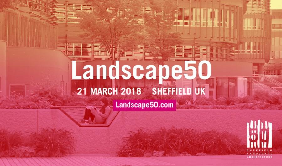 Landscape 50 conference registration opens