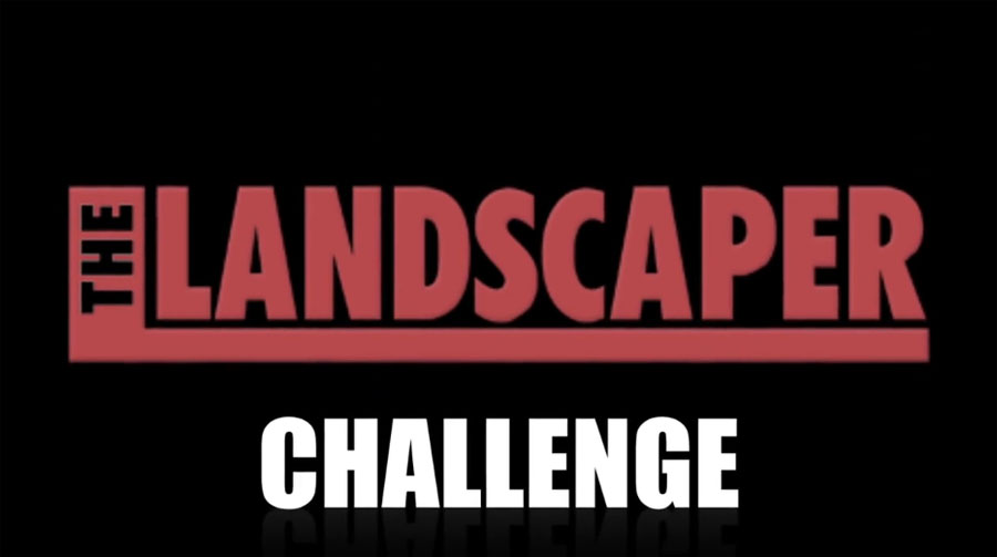Landscaper magazine 30 second challenge. EverEdge. Metropolis Multimedia.