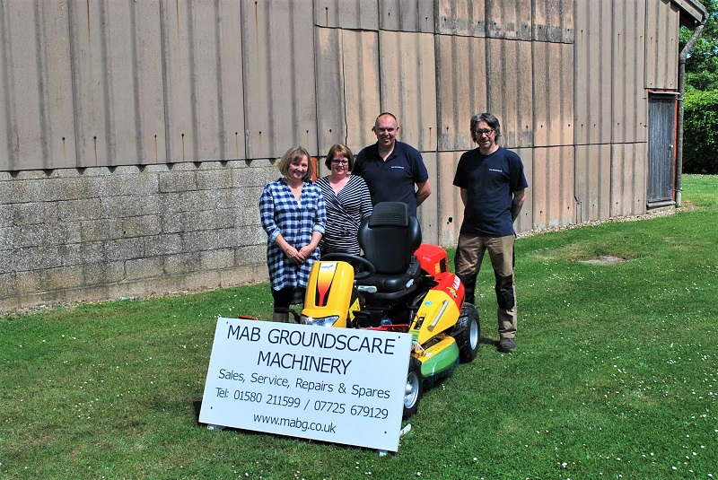 MAB is the latest Canycom brushcutter dealer