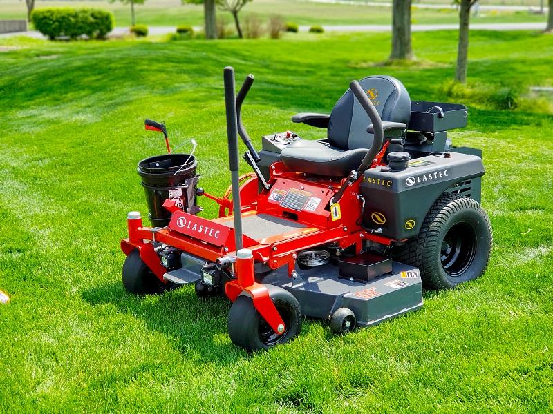 Lastec introduces the R-Series zero turn mowers