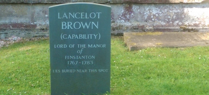 "Lancelot ""Capability"" Brown died 234 years ago today, on 6th February 1783."
