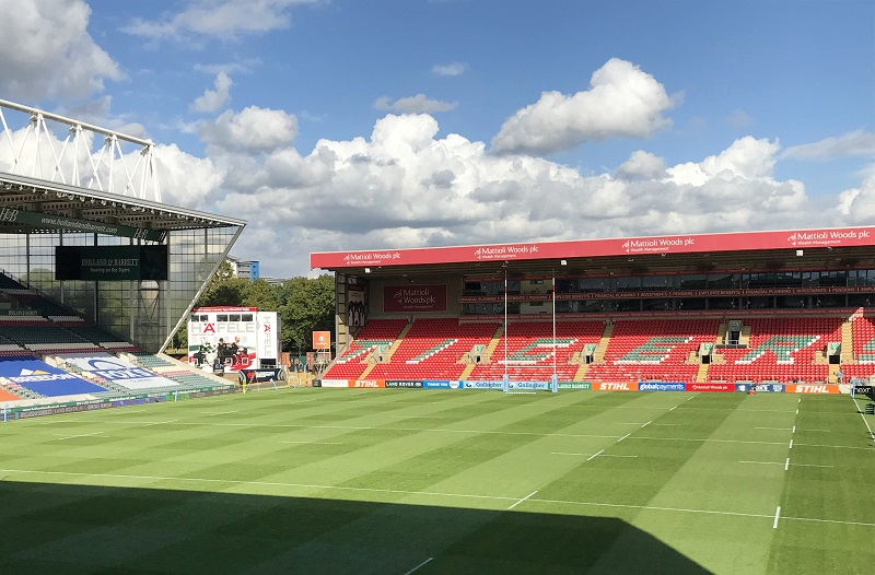 Headland tank-mix protects Leicester Tigers in peak disease-pressure period
