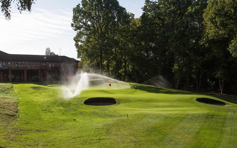 Phased Toro irrigation installation delivers results at every step for Leighton Buzzard