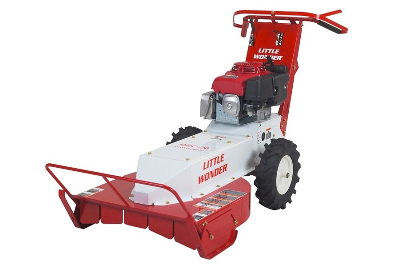 Take a look at the Little Wonder Hydro brushcutter