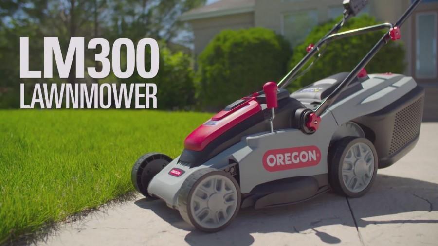 LM300 Mower