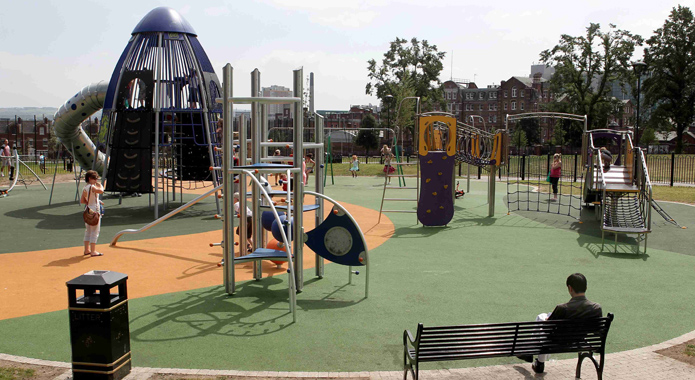 API urges action now to save our parks and playgrounds