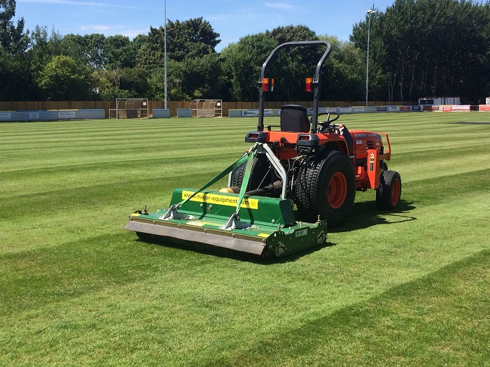 A fantastic mower that's low maintenance and cost effective to run