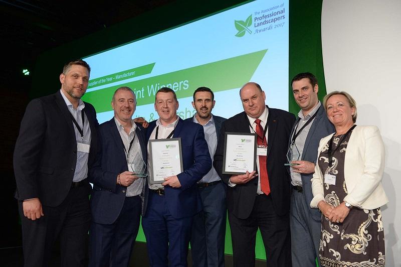 Makita wins Supplier of the Year at APL Awards 2017
