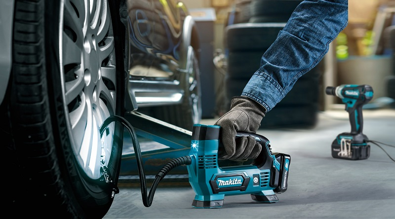 Makita launches new compact Inflator CXT