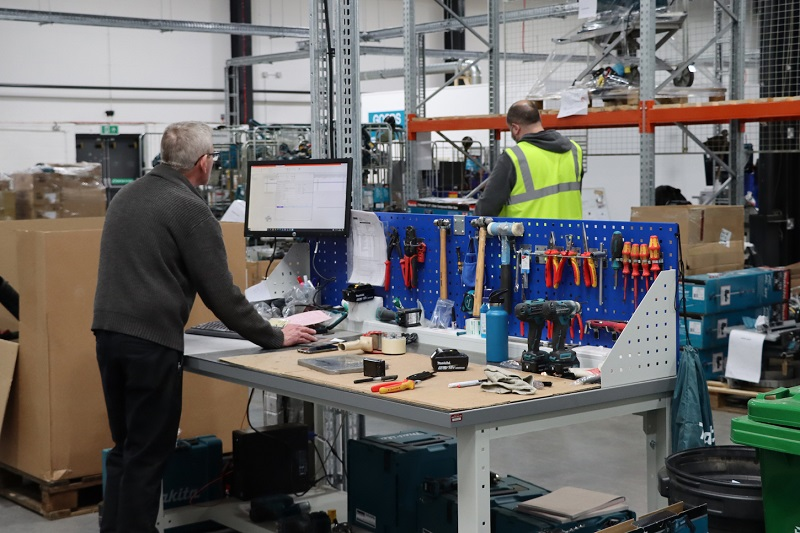 Putting service first with Makita UK