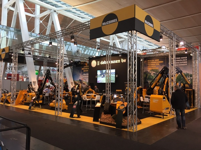 Innovative new machines on show at Agritechnica 2017
