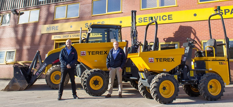 Chippindale to put on a show with new site dumper portfolio