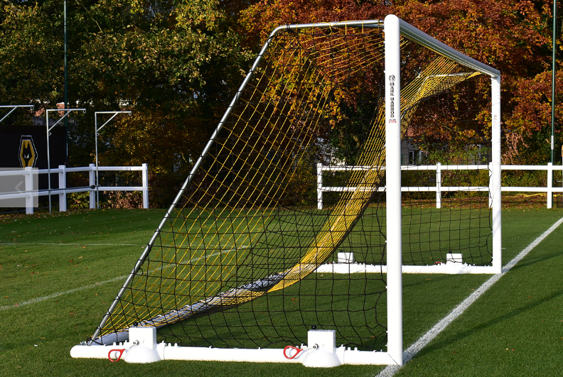 Wolves roll out training goals under twin-site equipment package