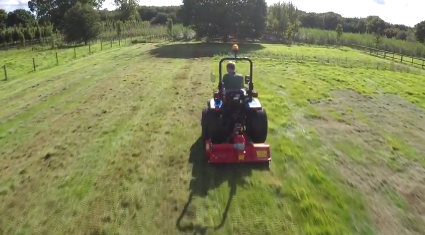 Mistral Italian Flail Mowers - Farm Tech Supplies Ltd