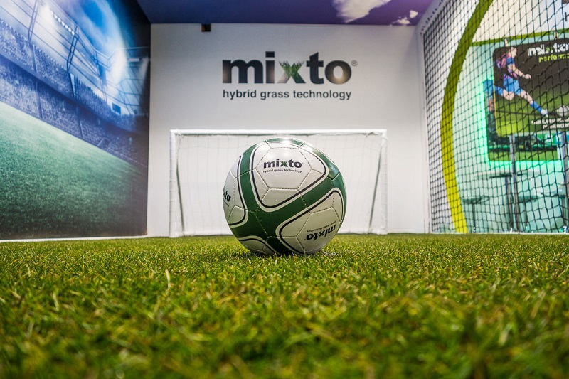 idverde brings Mixto hybrid turf to SALTEX 2018