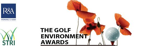 Golf Environment Award winners for 2019 revealed