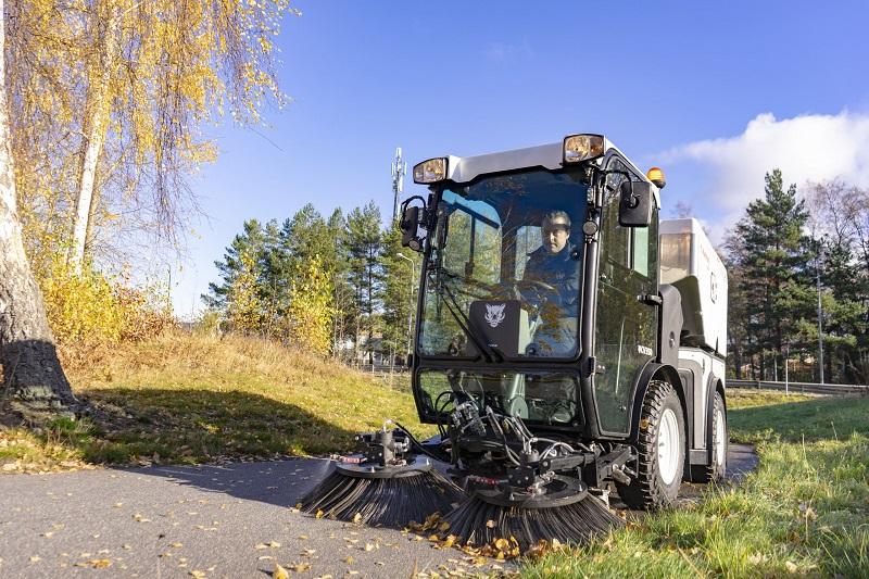 Multevo launch new multi-purpose street sweeper