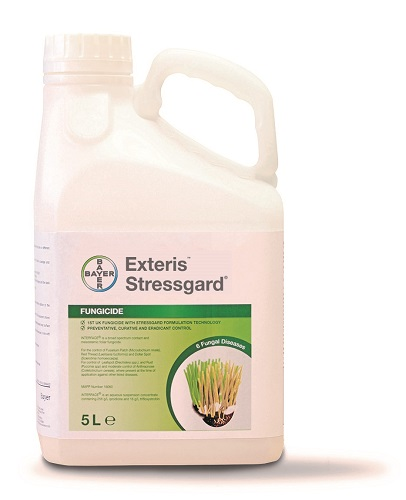 Bayer's new fungicide available via Rigby Taylor