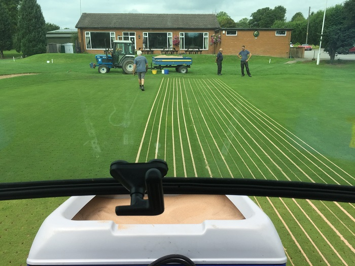 Rigby Taylor products help club deliver a first class course