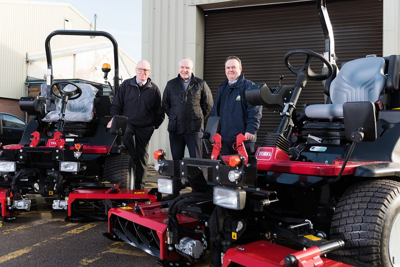 Council buys Toro for the first time
