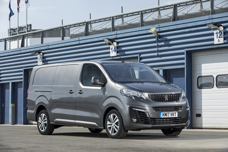 PEUGEOT launches Expert Long and Crew models