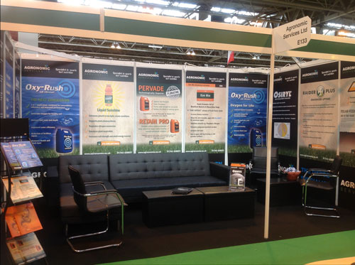Agronomics to launch Nema-Go at SALTEX 2017