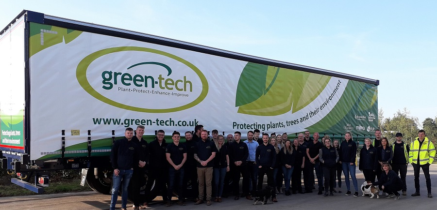 Green-tech wheels out its stylish new livery