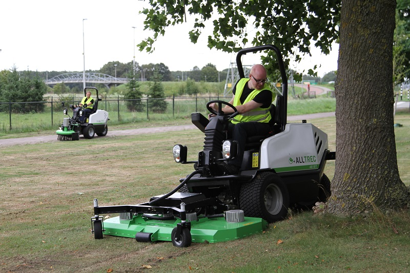 Campey to unveil the new AllTrec Tool Carrier
