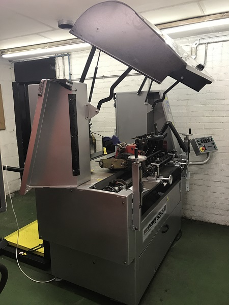First of the new Neary 555 SRI Grinders in the UK