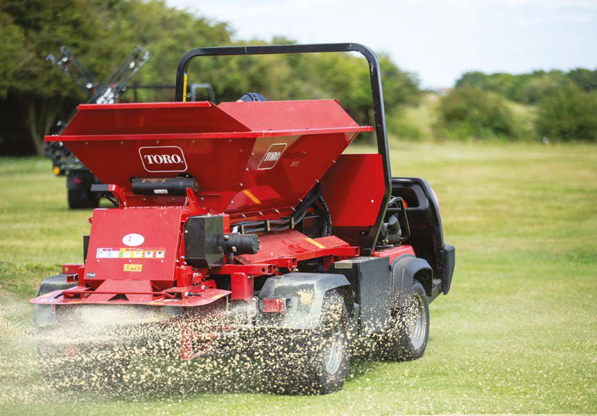 Make guesswork a thing of the past with Toro