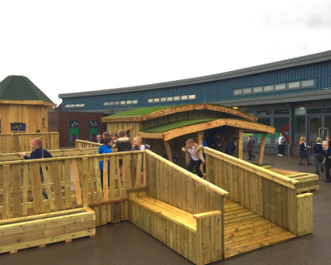 Newby Leisure creates fantastic adventure playground