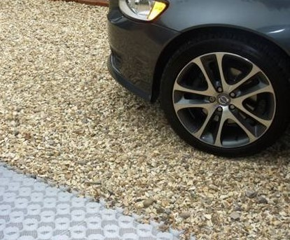 GravelRings – a new dimension in stabilised gravel paving