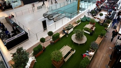 Evergreens UK helps make the Heathrow experience more agreeable