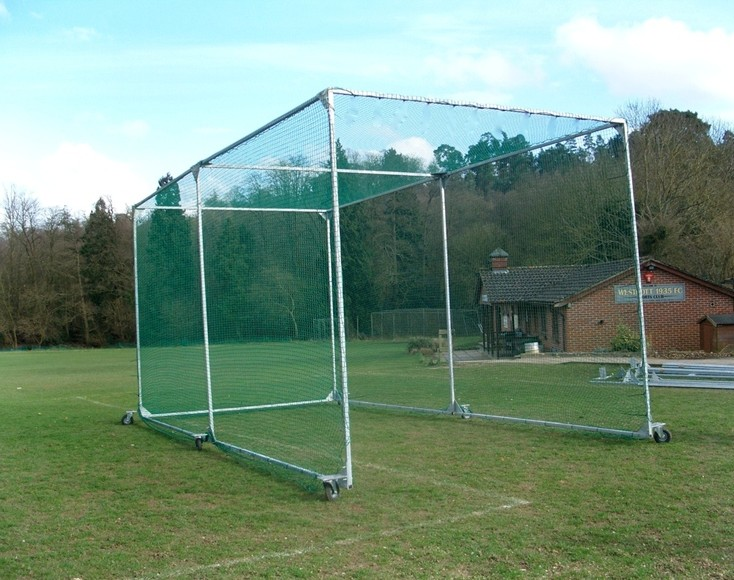 Extend your cricket practice facilities for under £2k