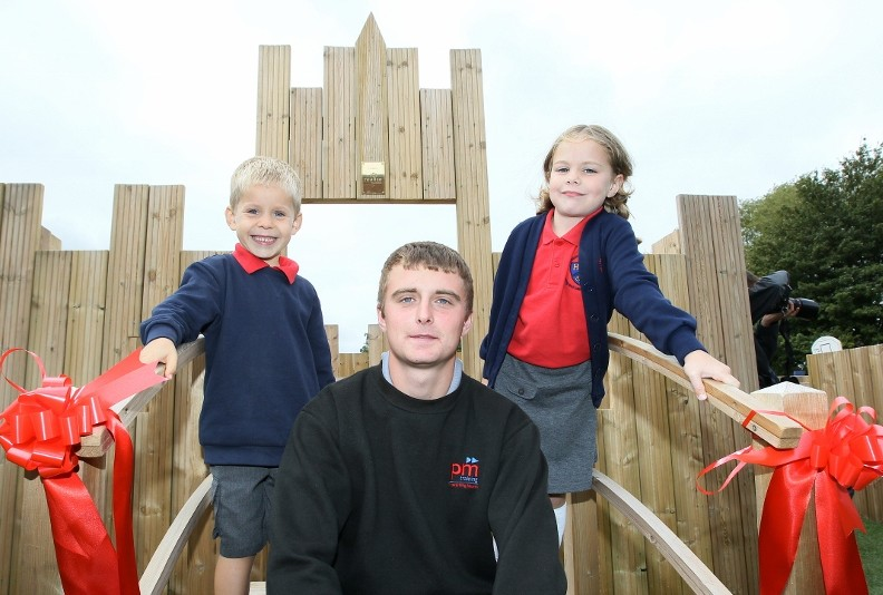 PM Training team win landscaping gold at WorldSkills UK