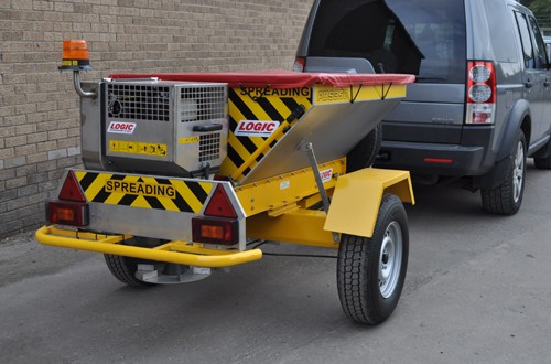 "Logic Winter Maintenance Equipment – ""It's simple and it works"""
