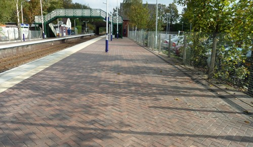 Grade II listed Station gets the Resiblock Make-Over