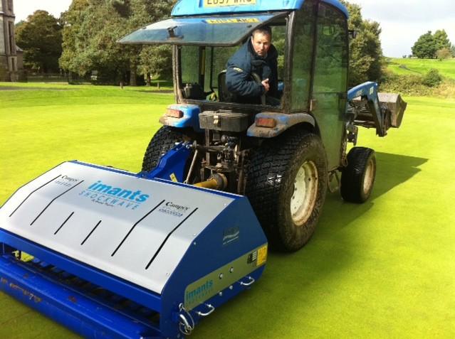 Shockwave heralds a breakthrough at Lancaster Golf Club