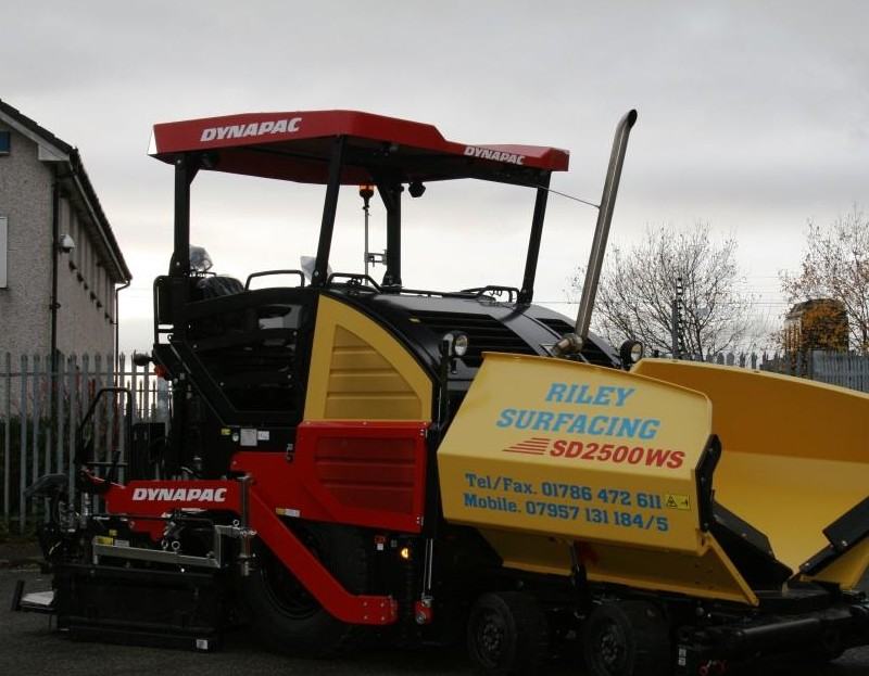 Dynapac sell new generation paver