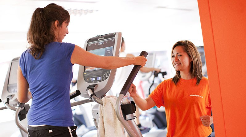 easyGym launches free community pop up work out classes