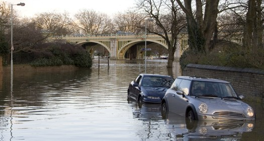 Call for Environment Agency to update maps more frequently