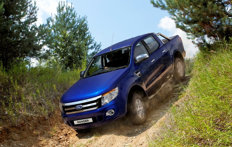 Ford Ranger continues its winning ways
