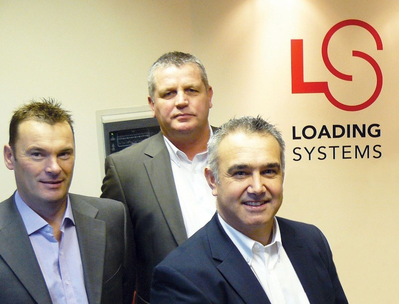 Easilift loading systems strengthens management team
