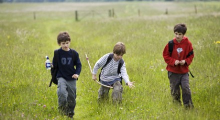 Research reveals a dramatic loss of children's independent mobility