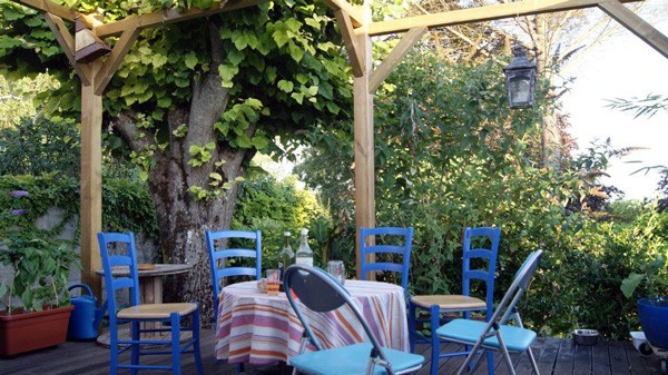 Create your own perfect pergola